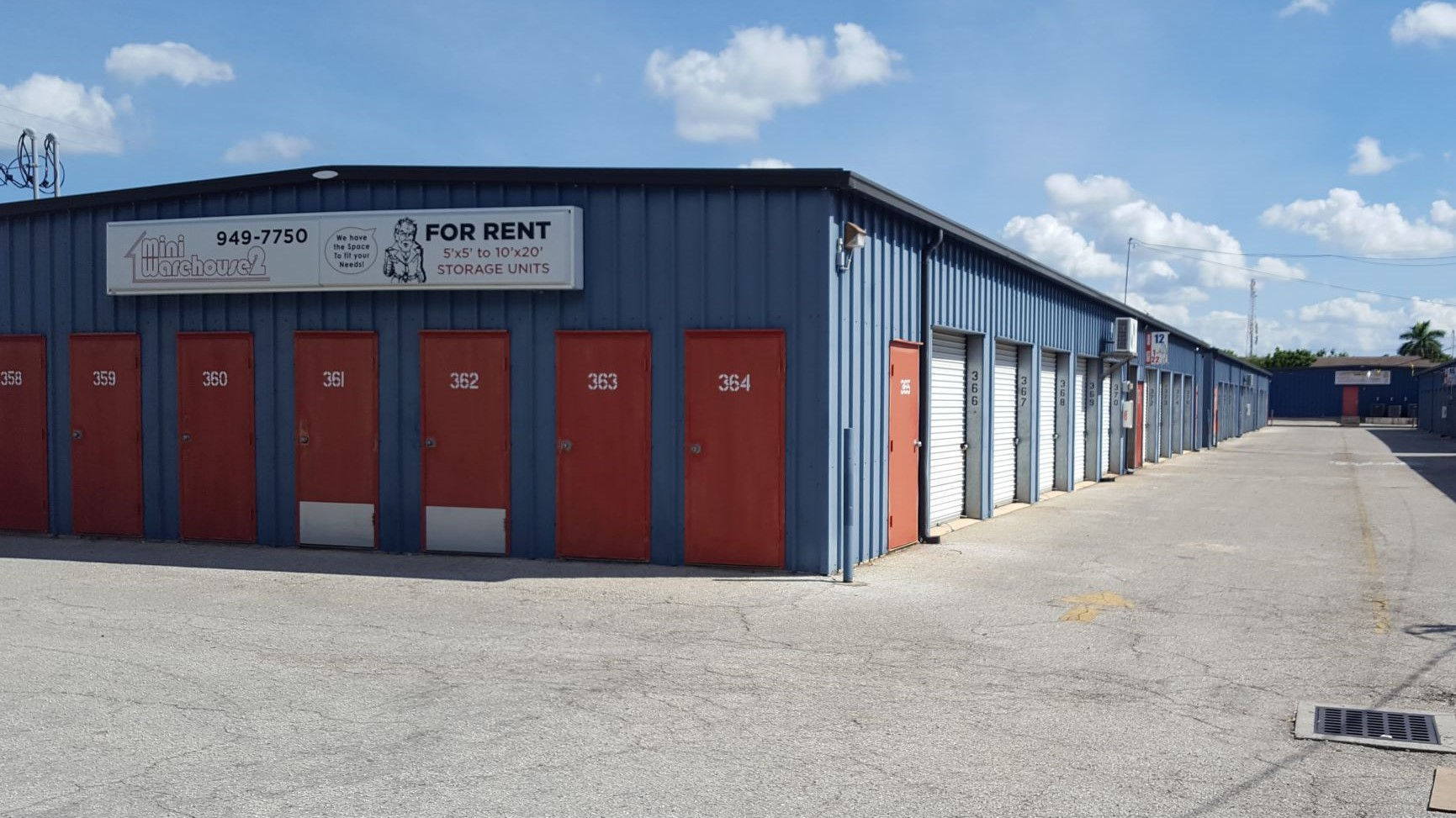 Airport Storage Facility