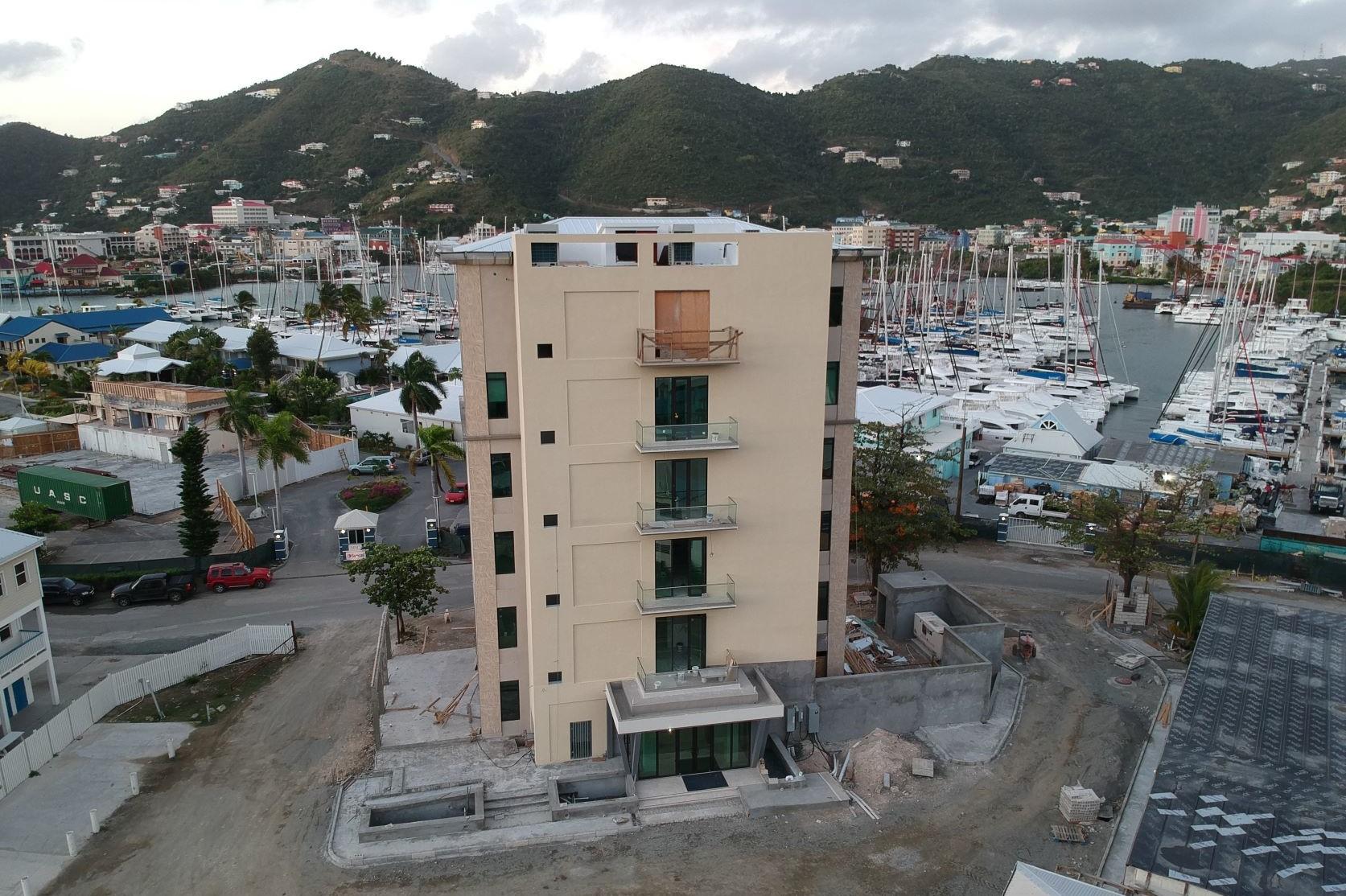 Pasea Investments Ltd (PIL) Building