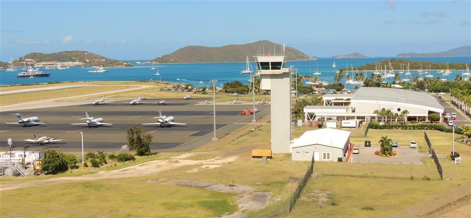 Terrance B. Lettsome Airport