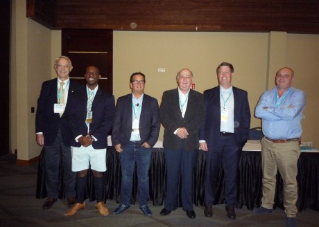 BCL CHAIRMAN PANELIST AT CHICOS 2019 MONTEGO BAY JAMAICA