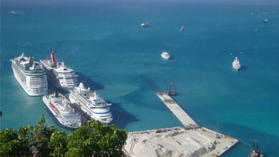 St Maarten Cruise Liner Terminal, St Maarten