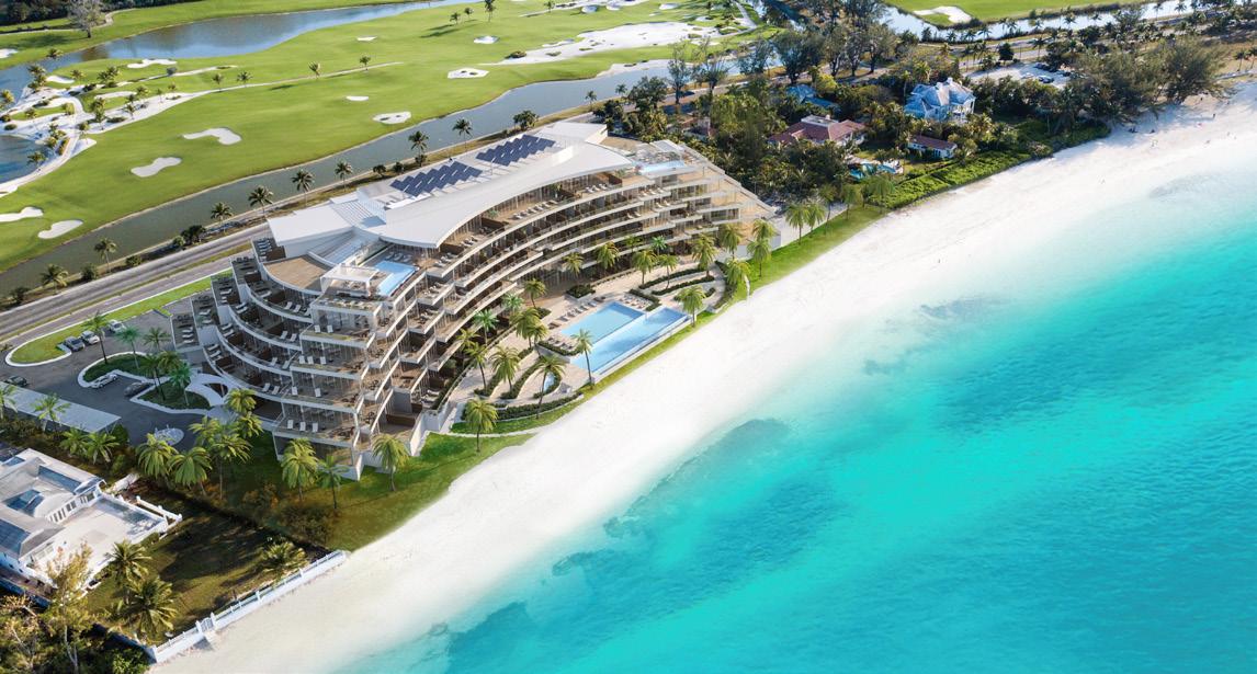 Gold Wynn Residences Bahamas