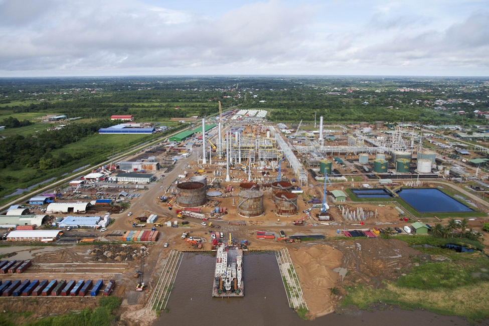Staatsolie Oil Refinery Expansion Project