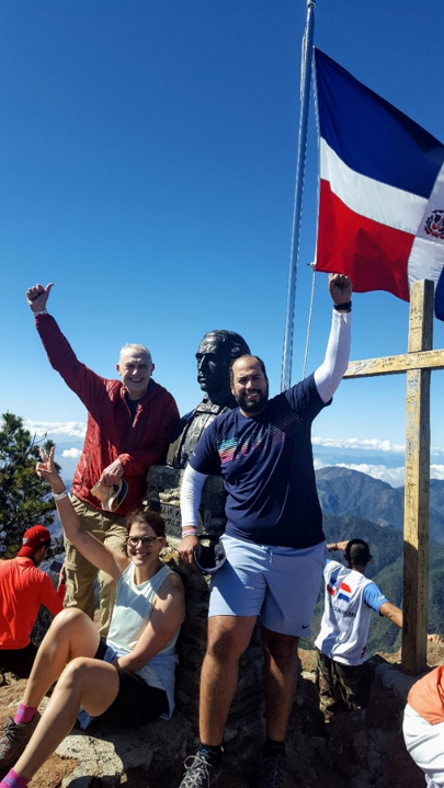 BOULD CONSULTING CONQUERS PICO DUARTE AT 10,000 ft THE HIGHEST MOUNTAIN IN THE ANTILLES!!!