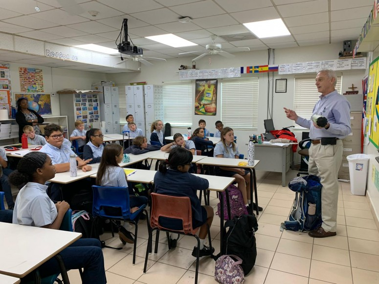 BCL PARTNERS WITH CAYMAN ISLANDS RED CROSS IN SCHOOLS PREPAREDNESS PROGRAMME